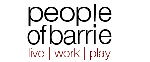 people of barrie logo